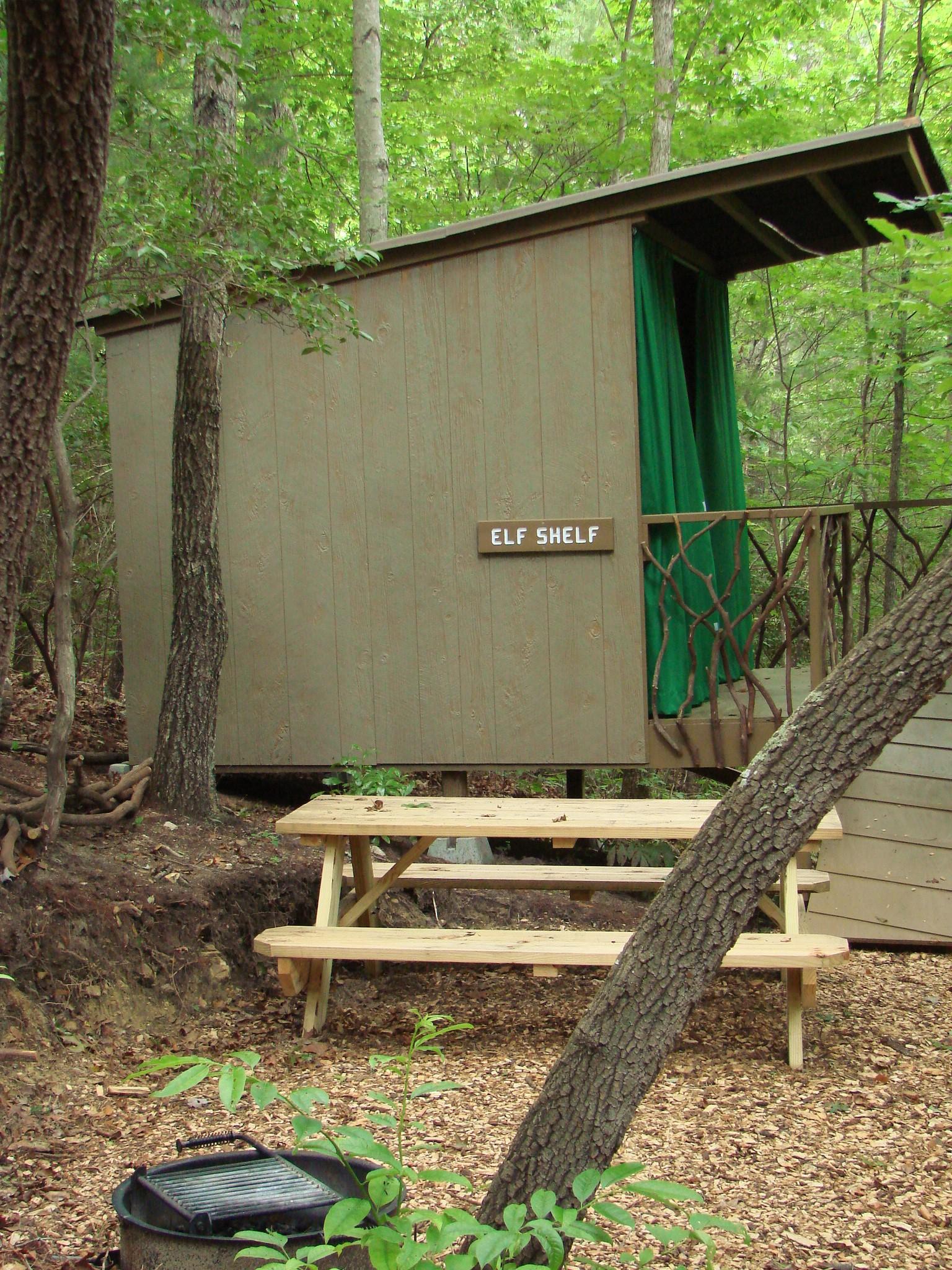 The Elf Shelf Site