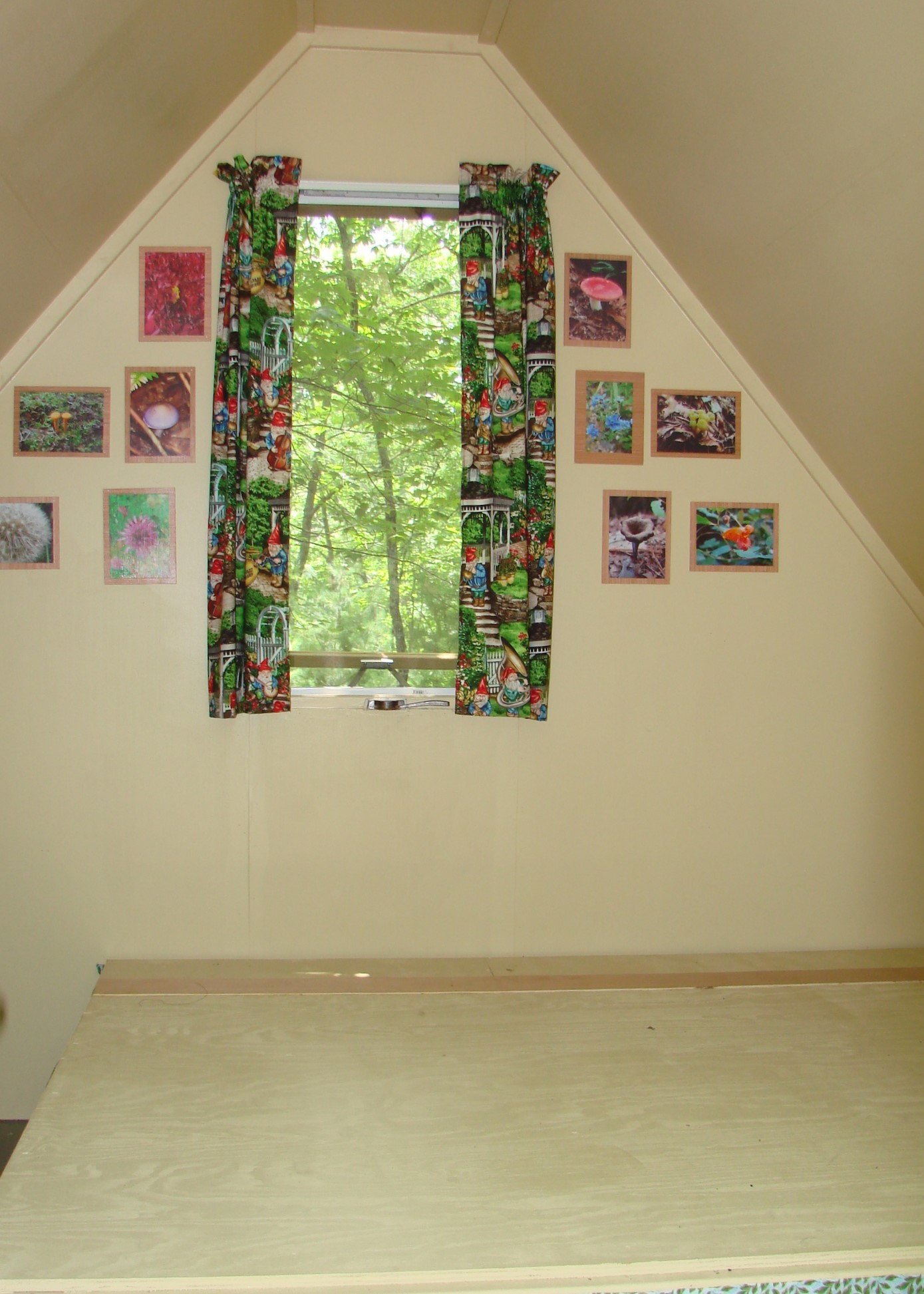 Interior Of The Gnome Home