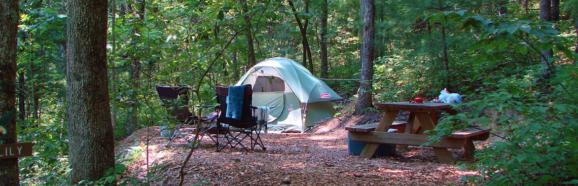 Camping Rates And Polices
